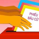 Hưởng ứng cuộc thi tìm hiểu về pháp luật trực tuyến về luật bầu cử