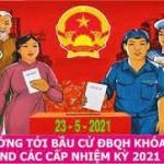 Phương án ướng phó thiên tai trong thời gian diễn ra cuộc bầu cử HĐND các cấp nhiệm kỳ 2021-2026 trên địa bàn thị xã